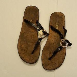 Michael Kors sandals  well loved